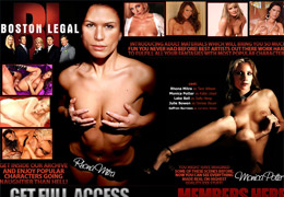 Boston Legal Nude