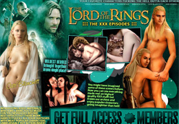 Lord of the Rings Nude Celebs