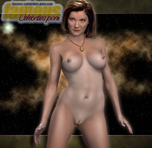 Star trek celebrity nude